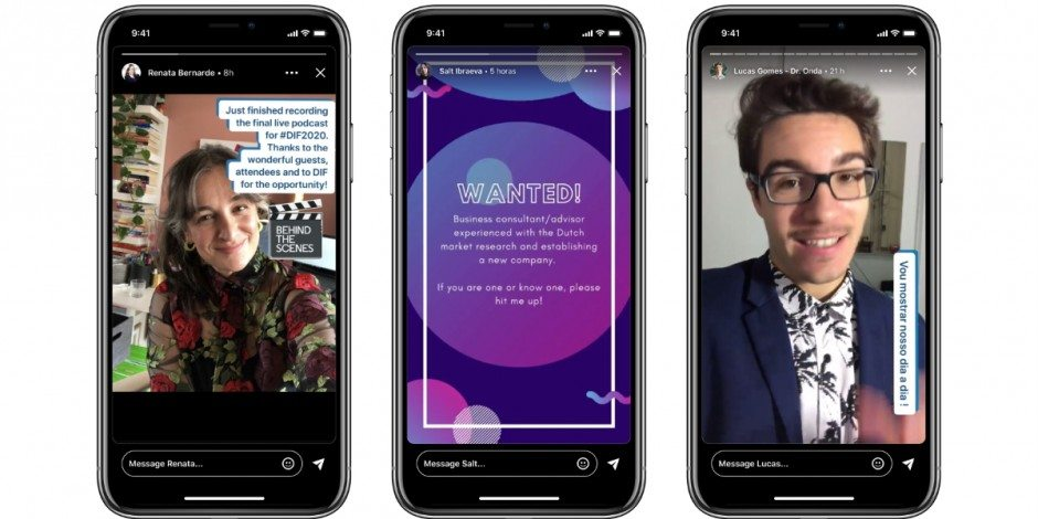 LinkedIn launches Stories on mobile app
