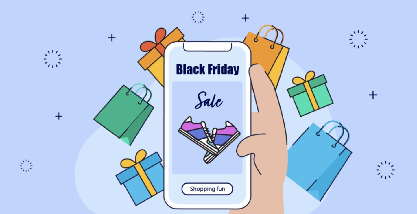 In-app purchase revenues 50% higher on Black Friday