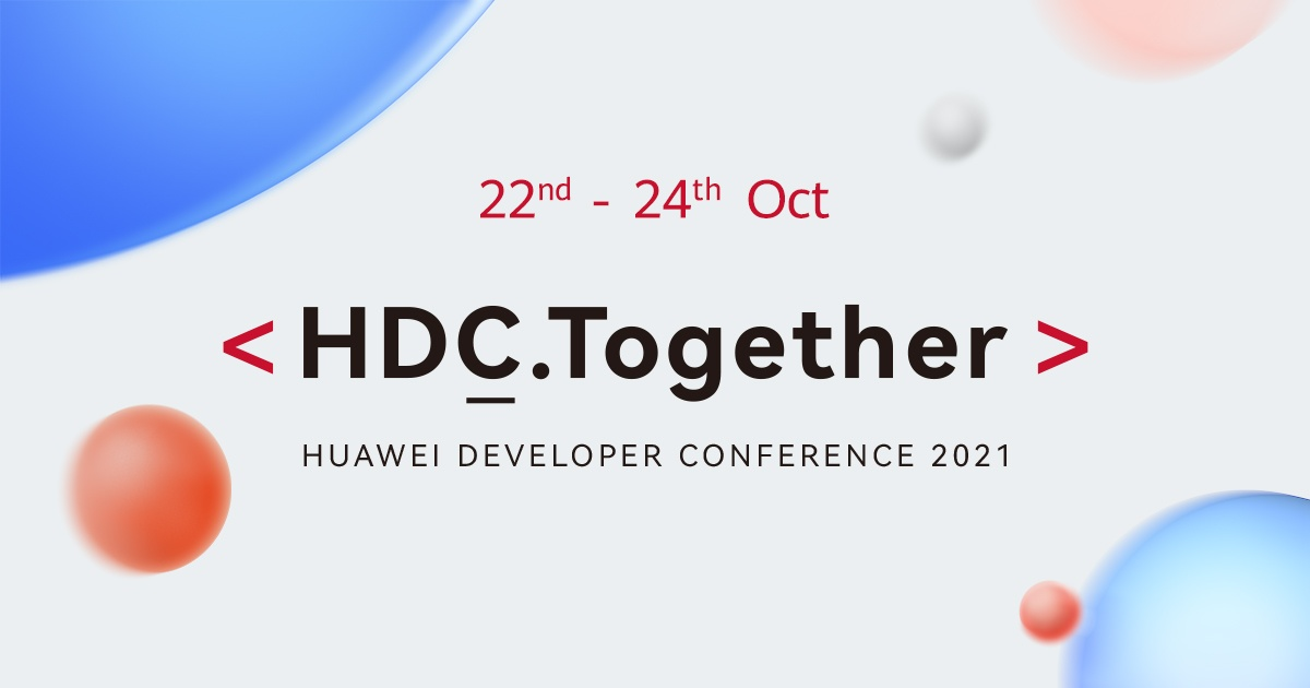 Huawei Developer Conference 2021 packs the latest developer technologies and announcements with AppGallery